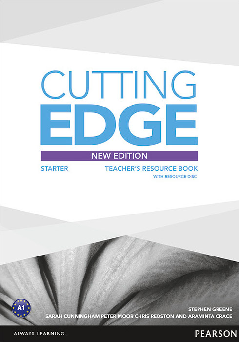 Cutting Edge: Starter: Teacher's Resource Book (+ CD-ROM) welcome starter a class cd для занятий в классе cd