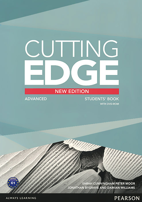 Cutting Edge: Advanced: Student's Book (+ DVD-ROM) oxford grammar for schools 2 dvd rom