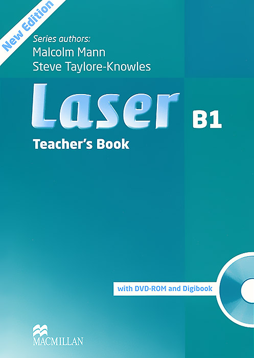 Laser Teacher's Book: Level B1 (+ 2 DVD-ROM) laser head dvd v7 dvd 804c