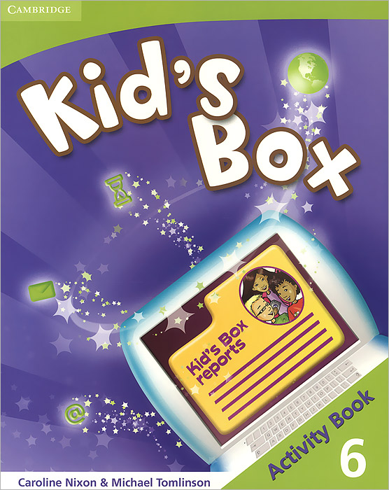Kid's Box 6: Activity Book cambridge global english 1 activity book