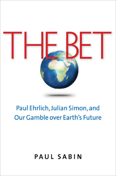 The Bet: Paul Ehrlich, Julian Simon, and Our Gamble over Earth's Future Уцененный товар (№1)