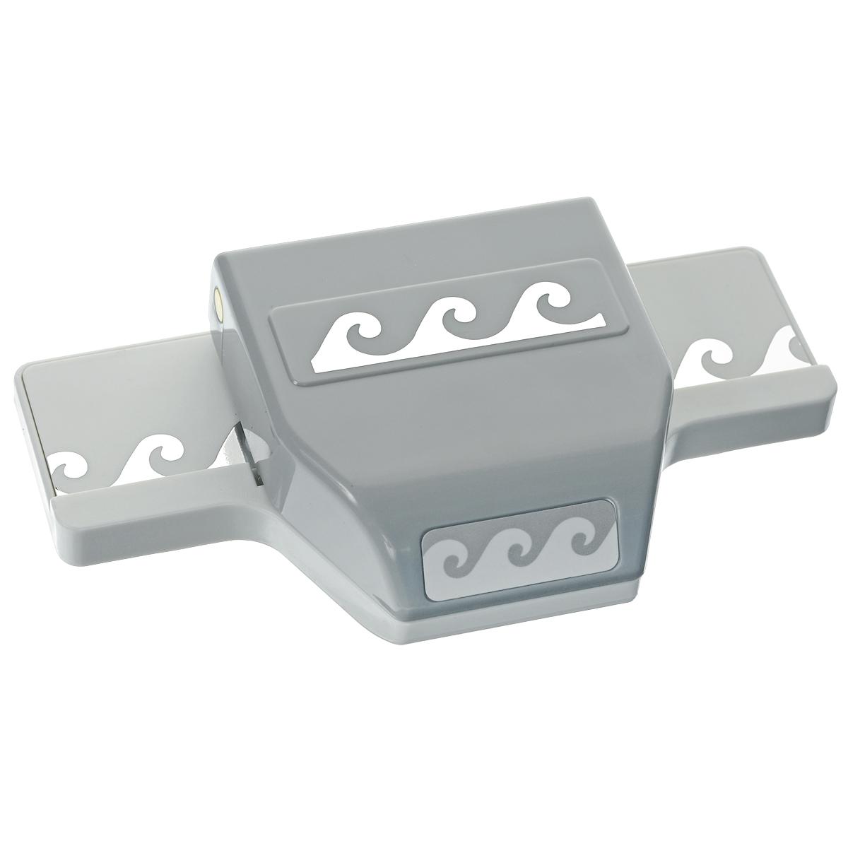 Дырокол фигурный для края EKSuccess Tools ВолныEKS-54-40130