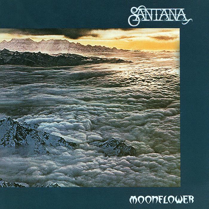 Карлос Сантана Santana. Moonflower (2 CD) cd santana corazon