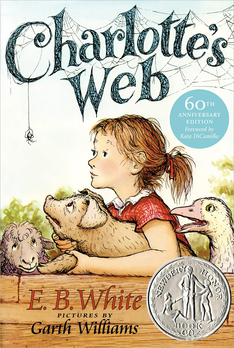 Charlotte's Web the life of charlotte bronte
