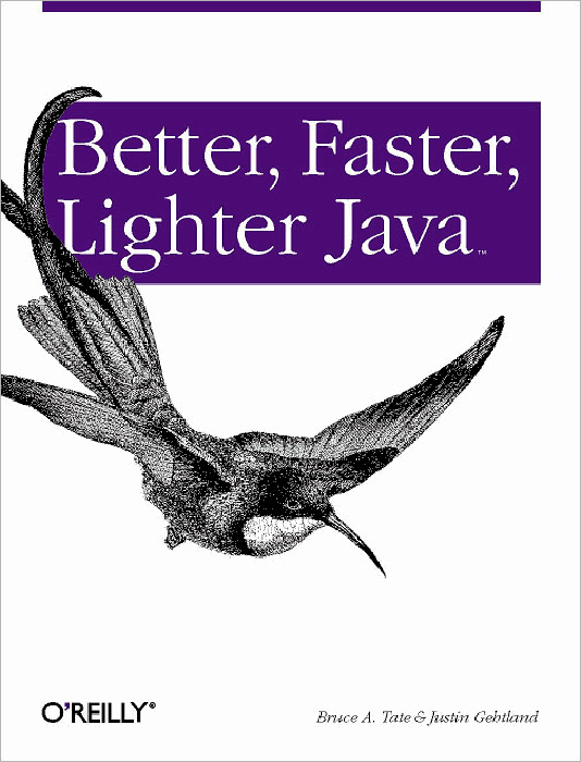 все цены на  Better, Faster, Lighter Java  онлайн