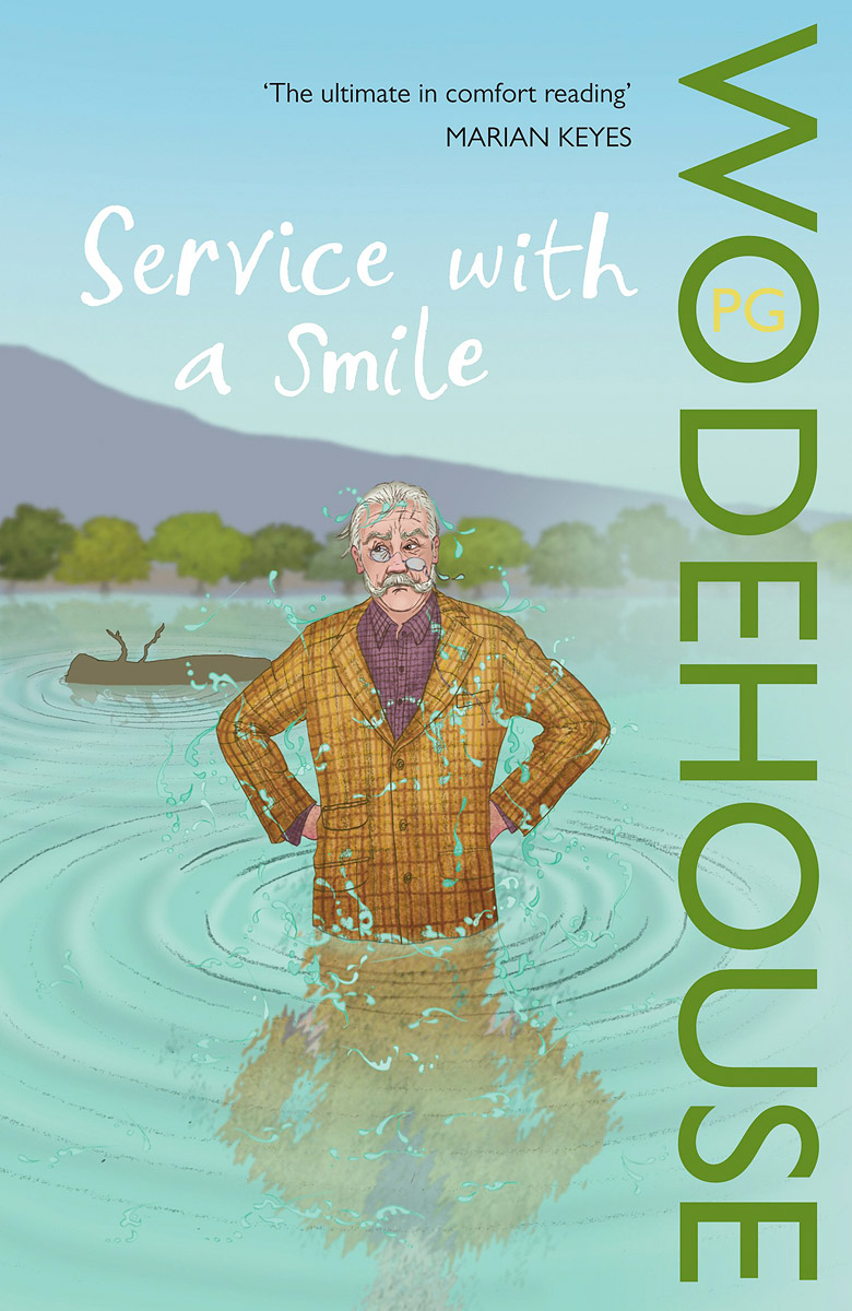 Service With a Smile the fifth elephant