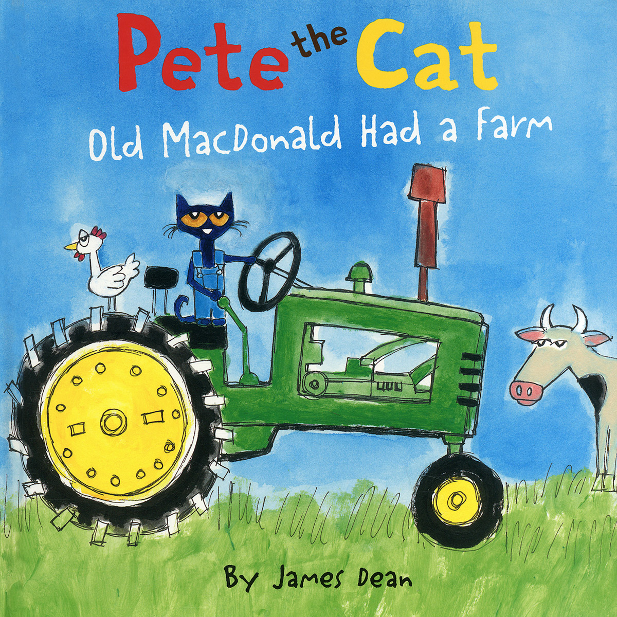 Pete the  Cat: Old Macdonald Had a Farm pete townshend s classic quadrophenia live from the royal albert hall