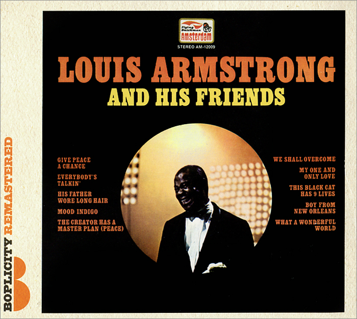 Луи Армстронг Louis Armstrong. And His Friends луи армстронг дюк эллингтон louis armstrong