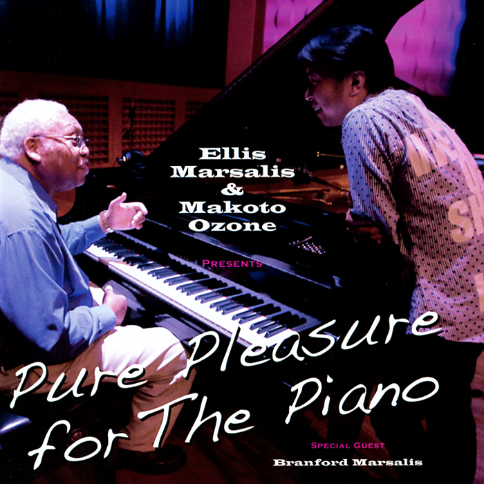 Ellis Marsalis & Makoto Ozone. Pure Pleasure For The Piano