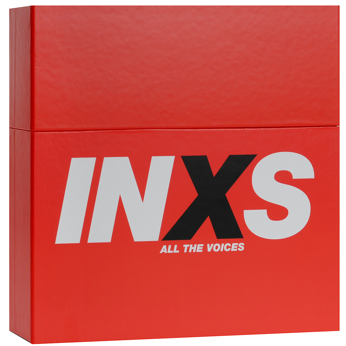 """""""INXS"""" INXS. All The Voices. Album Collection (10 LP)"""