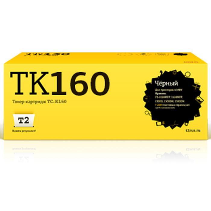 T2 TC-K160 тонер-картридж для Kyocera FS-1120D/1120DN/ECOSYS P2035dTC-K160Картридж T2 IC-H6578 собран из дорогих японских комплектующих, протестирован по стандартам STMC и ISO. С каждого картриджа на заводе делаются тестовые отпечатки. Для каждой модели картриджа подобраны оптимальные чернила или тонер и фотобарабан. Каждая новая модель проходит умопомрачительно тщательную проверку на градиенты, фантомные изображения, ровность заливки и общее качество картинки.