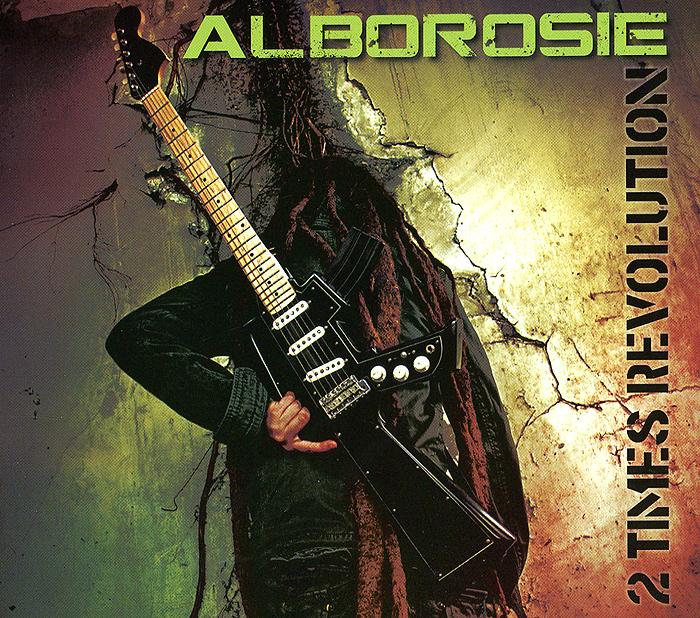 Alborosie. 2 Times Revolution
