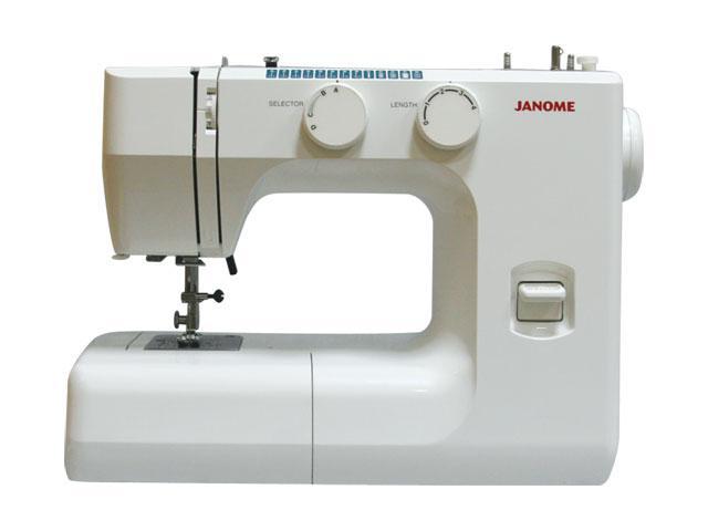Janome SK-13, White швейная машина швейная машина janome sew dream 510