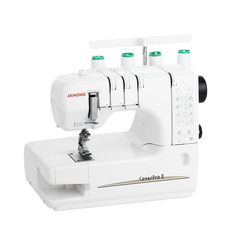 Janome Cover Pro 2 распошивальная машина - Швейные машины и аксессуары