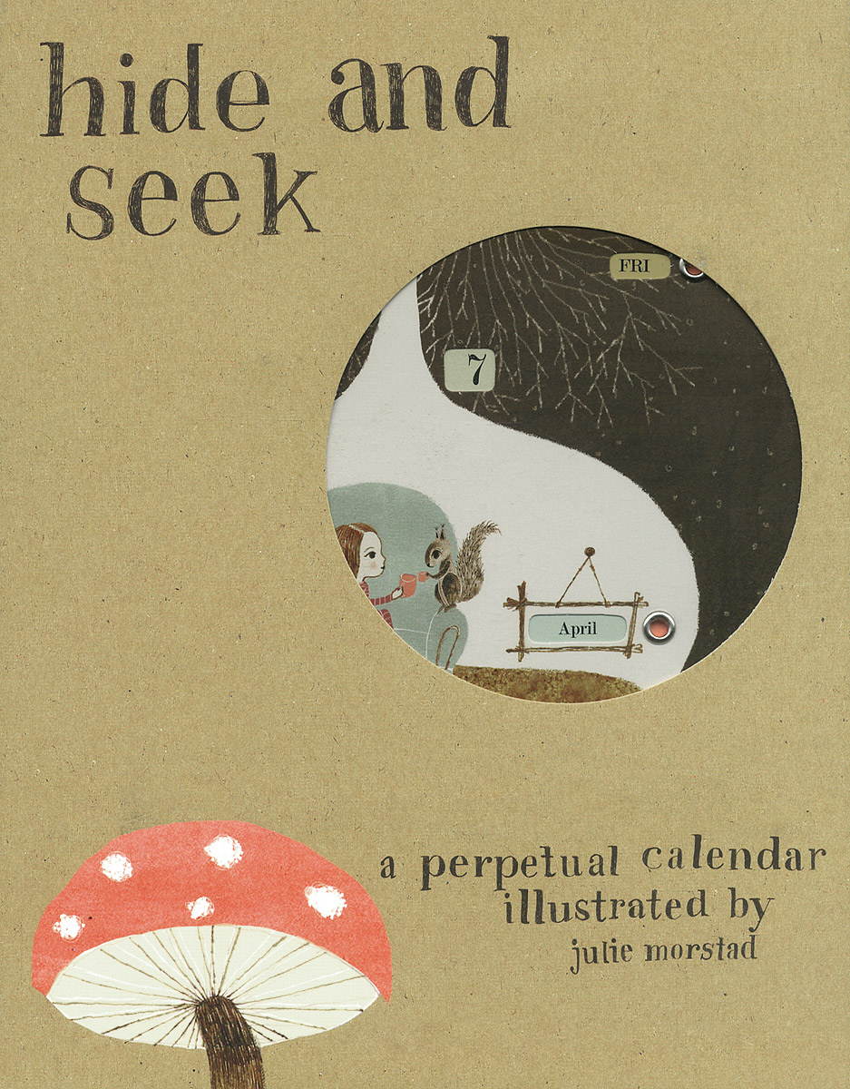 Hide and Seek: A Perpetual Calendar seek thermal