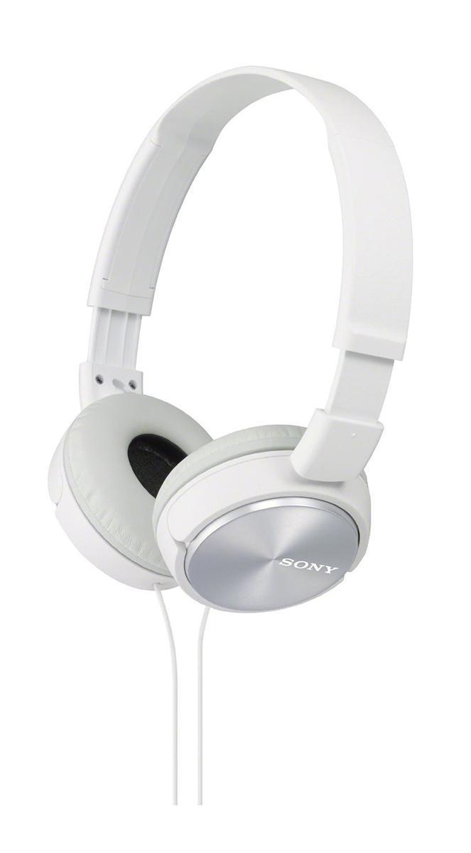 Sony MDR-ZX310APW, White гарнитура цена