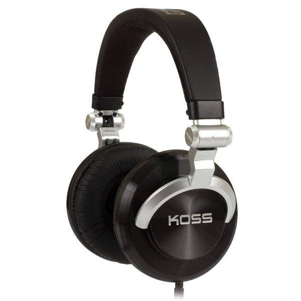 Koss ProDJ200 KTCPro DJ200Полноразмерные наушники (гарнитура) Koss ProDJ200 – это развитие модели ProDJ100, получившее отсоединяемый шнур. В комплекте с наушниками идут витой шнур профессионального уровня длиной 2,4 м и прямой шнур длиной 1,2 м, оснащенный пультом управления и микрофоном (система Koss Touch Control). KTC разработана специально для iPhone, iPad и iPod, она также совместима с другими гаджетами и смартфонами. Эта система позволяет принимать звонки, переключать треки и управлять громкостью.ProDJ200 оснащены стильными металлическими чашками, которые можно поворачивать на 180 градусов. Это позволяет слушать музыку как в обычной манере, так и в диджейской – с одного канала. А переключение со стерео на моно осуществляется щелчком переключателя.Мягкие амбушюры закрытого типа обеспечивают высокий уровень комфорта при ношении наушников, а также хорошую звукоизоляцию и впечатляющие басы.Идеальны для работы диджеевОтсоединяемый шнур (2 шнура в комплекте)Система Koss Touch Control с пультом управления и микрофоном (на комплектном шнуре)Вращающиеся на 180 градусов чашки излучателейПереключатель моно/стереоНадежная складная конструкция