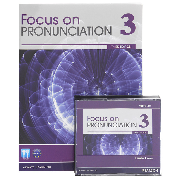Value Pack: Focus on Pronunciation 3: Student Book and Classroom Audio CDs (+ CD-ROM и аудиокурс на 5 CD) plus extra beginners student s book cd rom