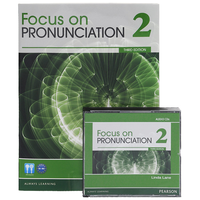Focus on Pronunciation 2 (+ 4 CD, CD-ROM) how to teach pronunciation cd
