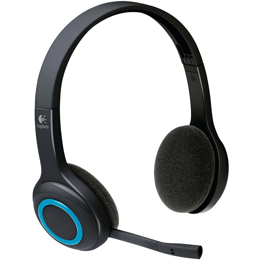 Logitech Wireless Headset H600 (981-000342)981-000342