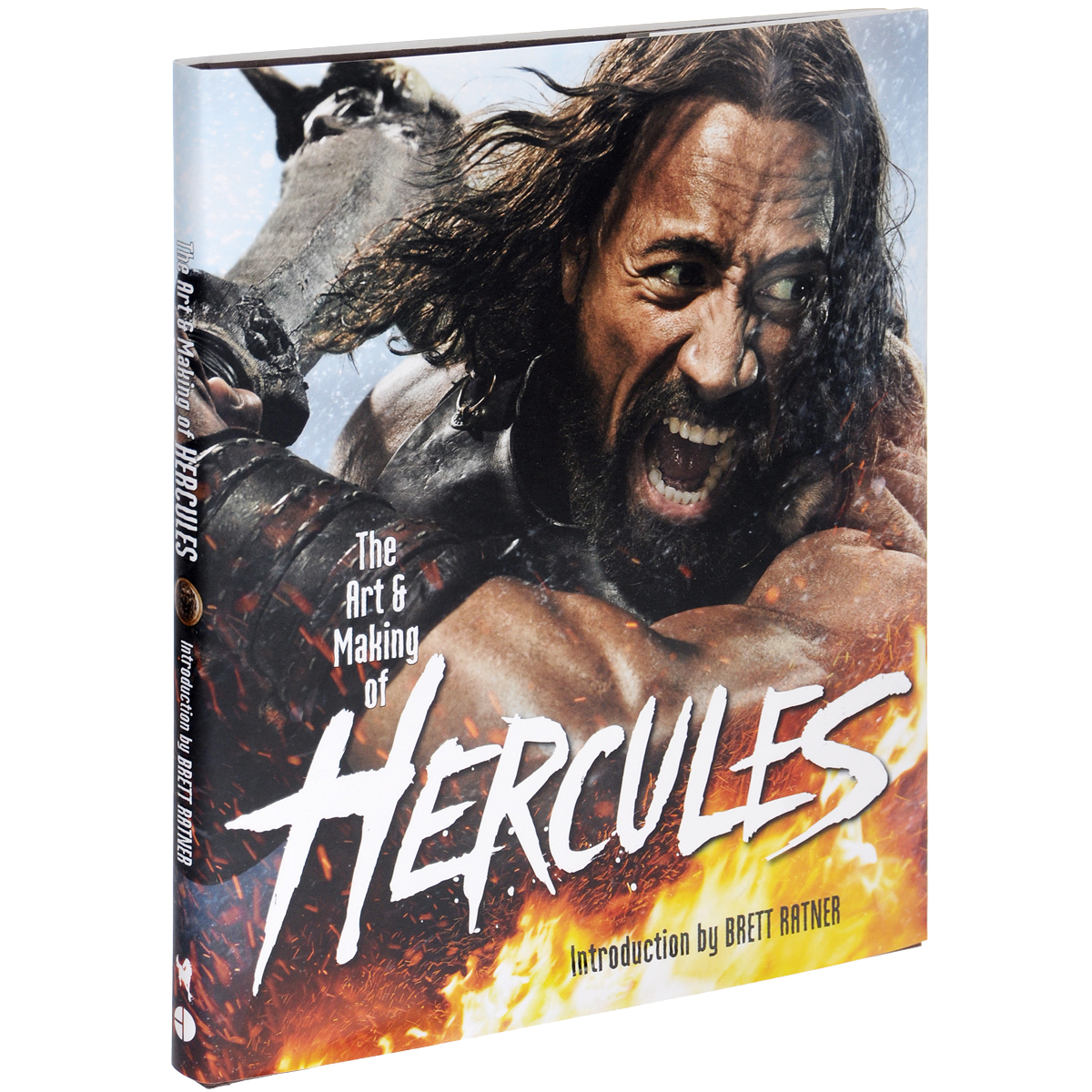 Art & Making of Hercules