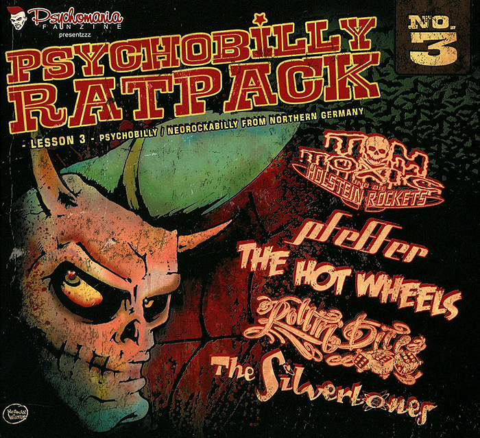 VA. Psychobilly Ratpack Lesson 3