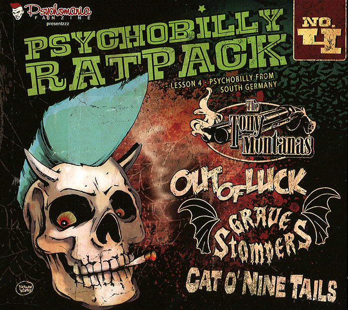 VA. Psychobilly Ratpack Lesson 4