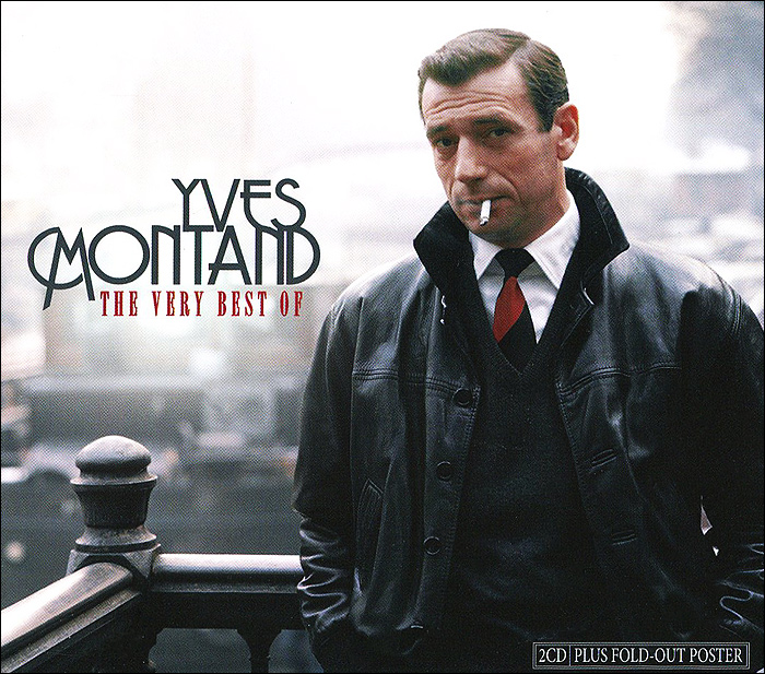 Ив Монтан Yves Montand. The Very Best Of (2 CD) the very best of modern talking cd