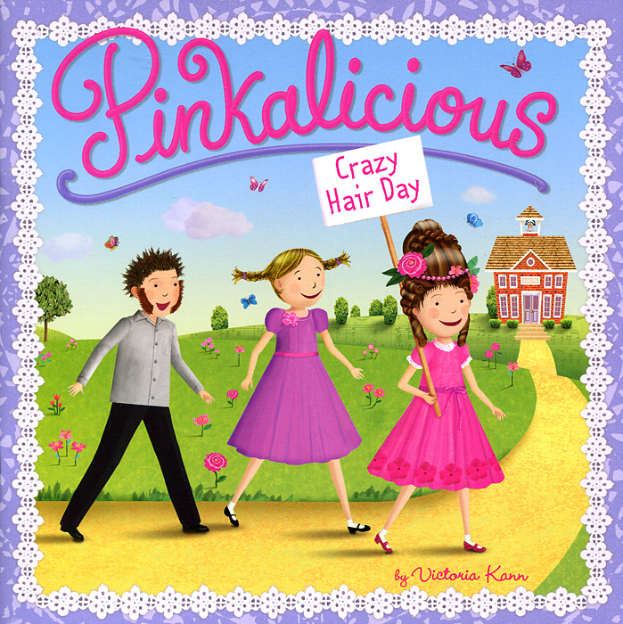 Pinkalicious: Crazy Hair Day last minute