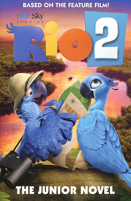 Rio 2: The Junior Novel hulk the junior novel