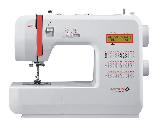 Astralux Q603 швейная машинкаQ603