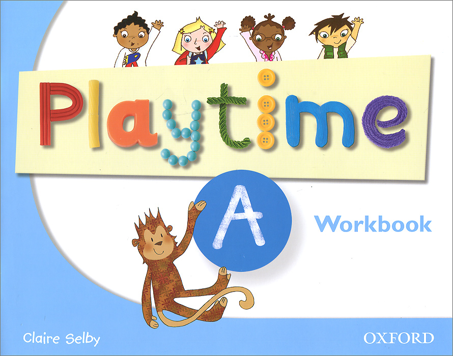 Playtime A Workbook playtime stories