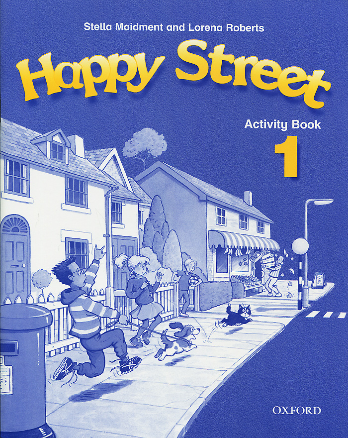 Happy Street: 1: Activity Book happy trails 2 activity book