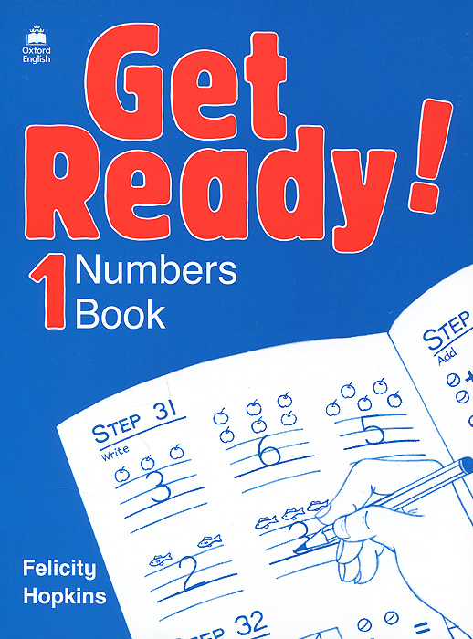 Get Ready! 1: Numbers Book