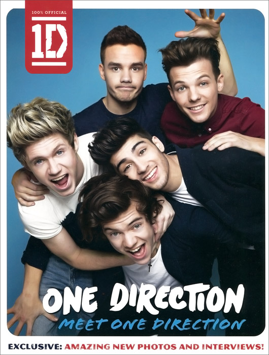 One Direction: Meet One Direction one direction one direction made in the a m 2 lp