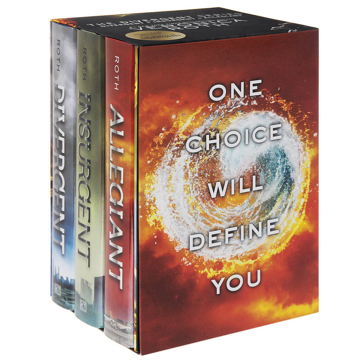One Choice Can Destroy You (комплект из 3 книг) four a divergent collection
