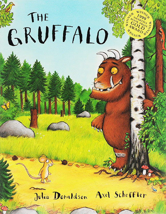 The Gruffalo the gruffalo s child sticker book
