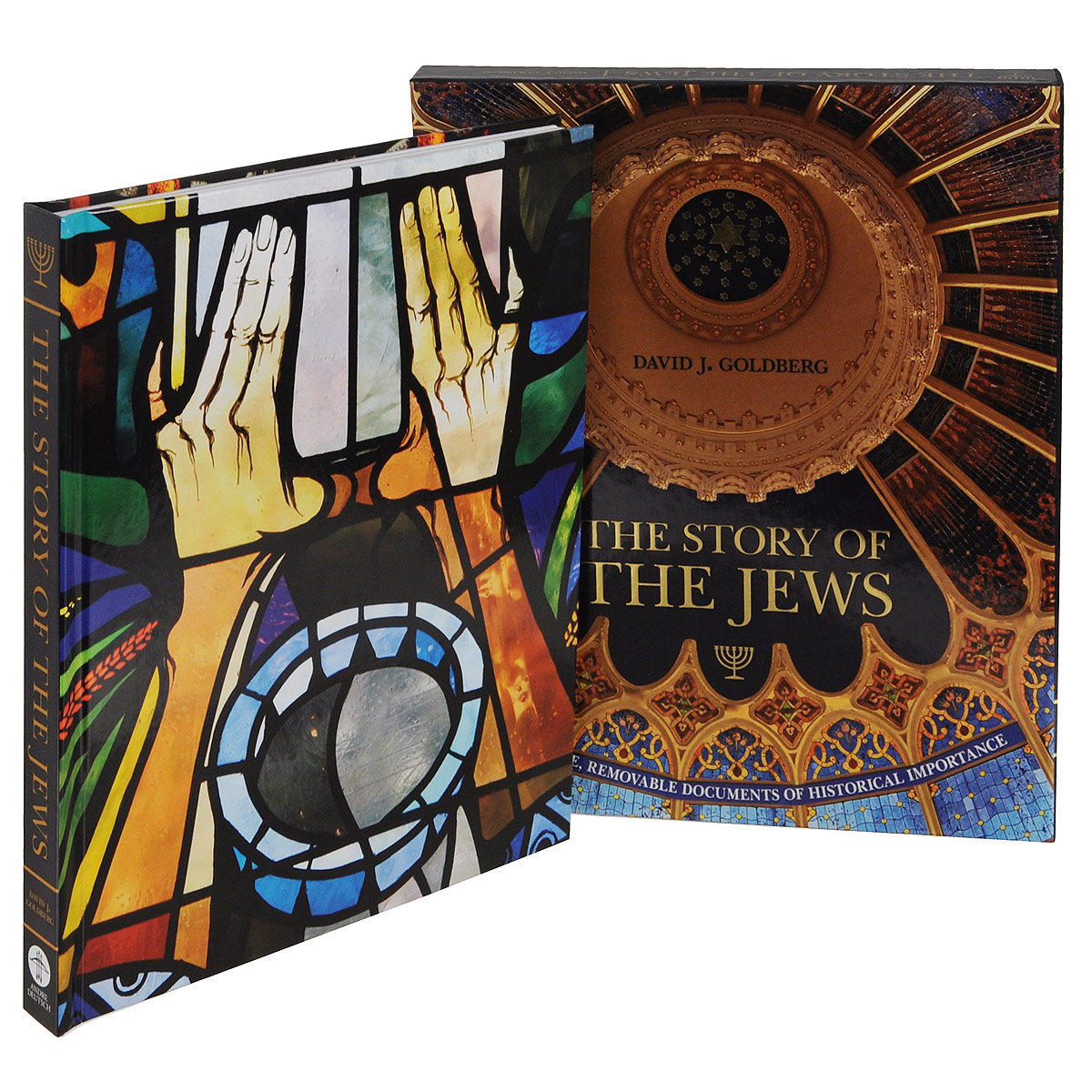 The Story of the Jews the illustrated story of art