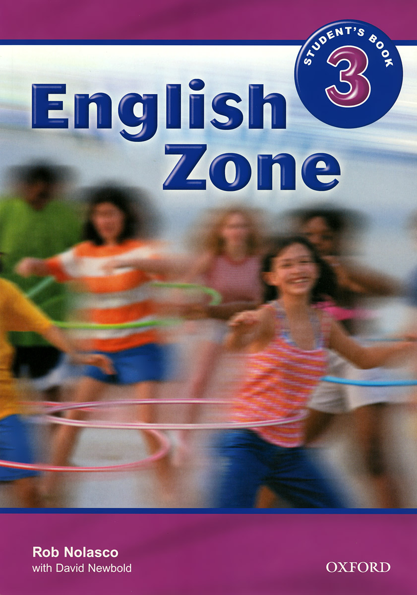 English Zone 3: Student's Book