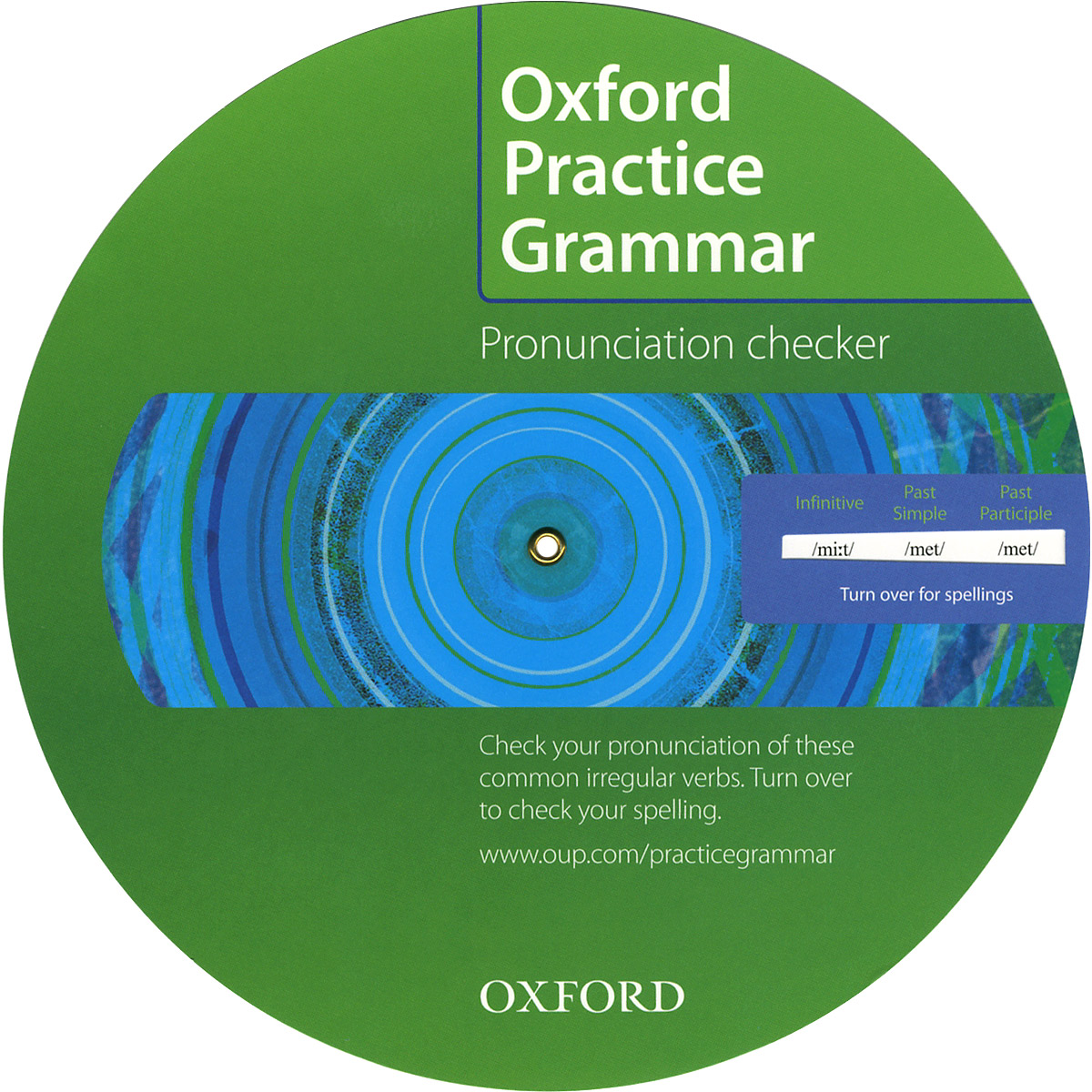 Oxford Practice Grammar: Irregular Verb Checker: Pronunciation Checker