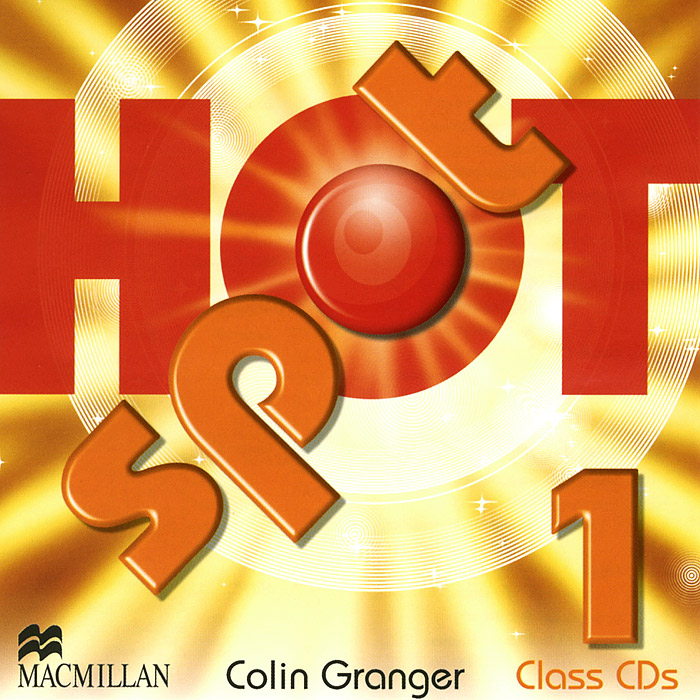 Hot Spot 1: Class CDs (аудиокурс на 2 CD) cosmic level b1 class cds аудиокурс на 2 cd