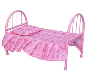 Кровать для куклы 46*25*32 см (Китай), WSBD World