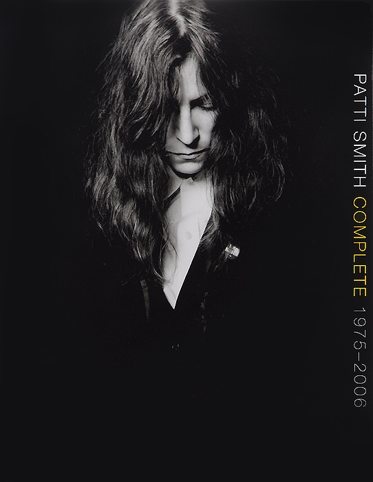 Patti Smith Complete 1975-2006: Lyrics, Reflections & Notes for the Future waugh in abyssinia