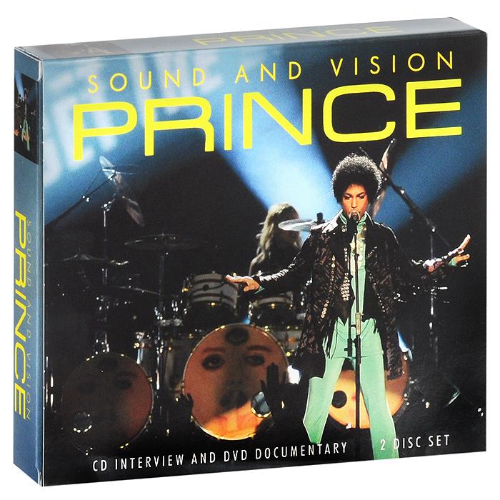 Prince Prince. Sound And Vision (CD+DVD) shazdeh ehtejab the prince