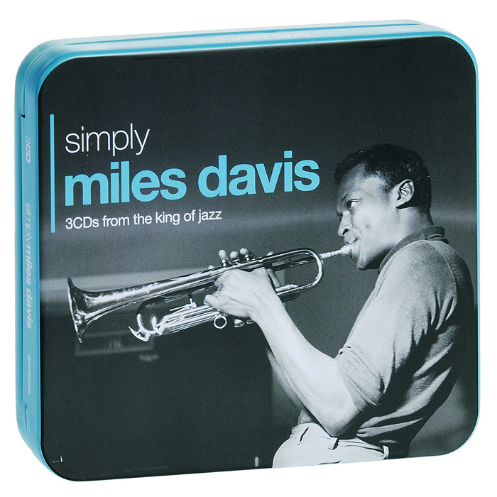 Майлз Дэвис Miles Davis. Simply Miles Davis (3 CD) ned davis being right or making money page 3