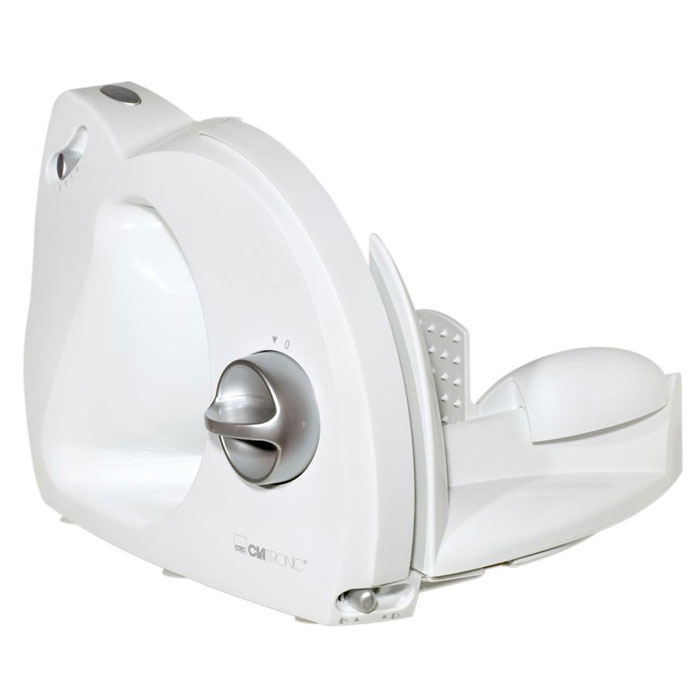 Clatronic AS 2958, White ломтерезка - Блендеры и миксеры