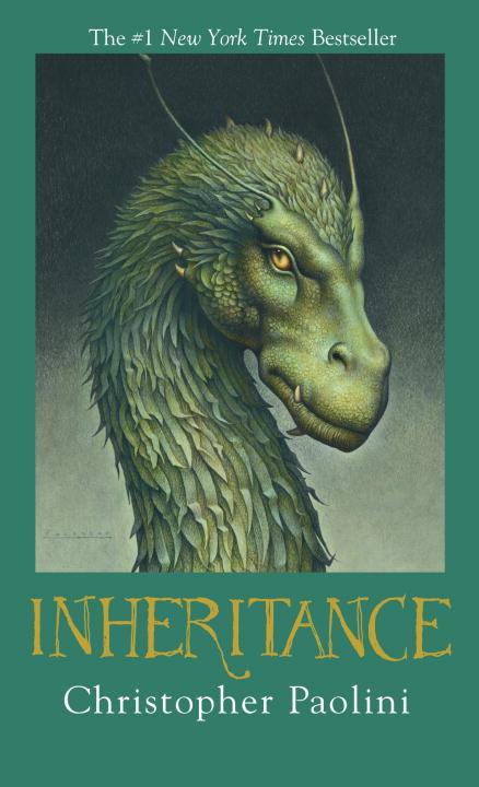 Inheritance: Inheritance Cycle: Book 4 chris wormell george and the dragon