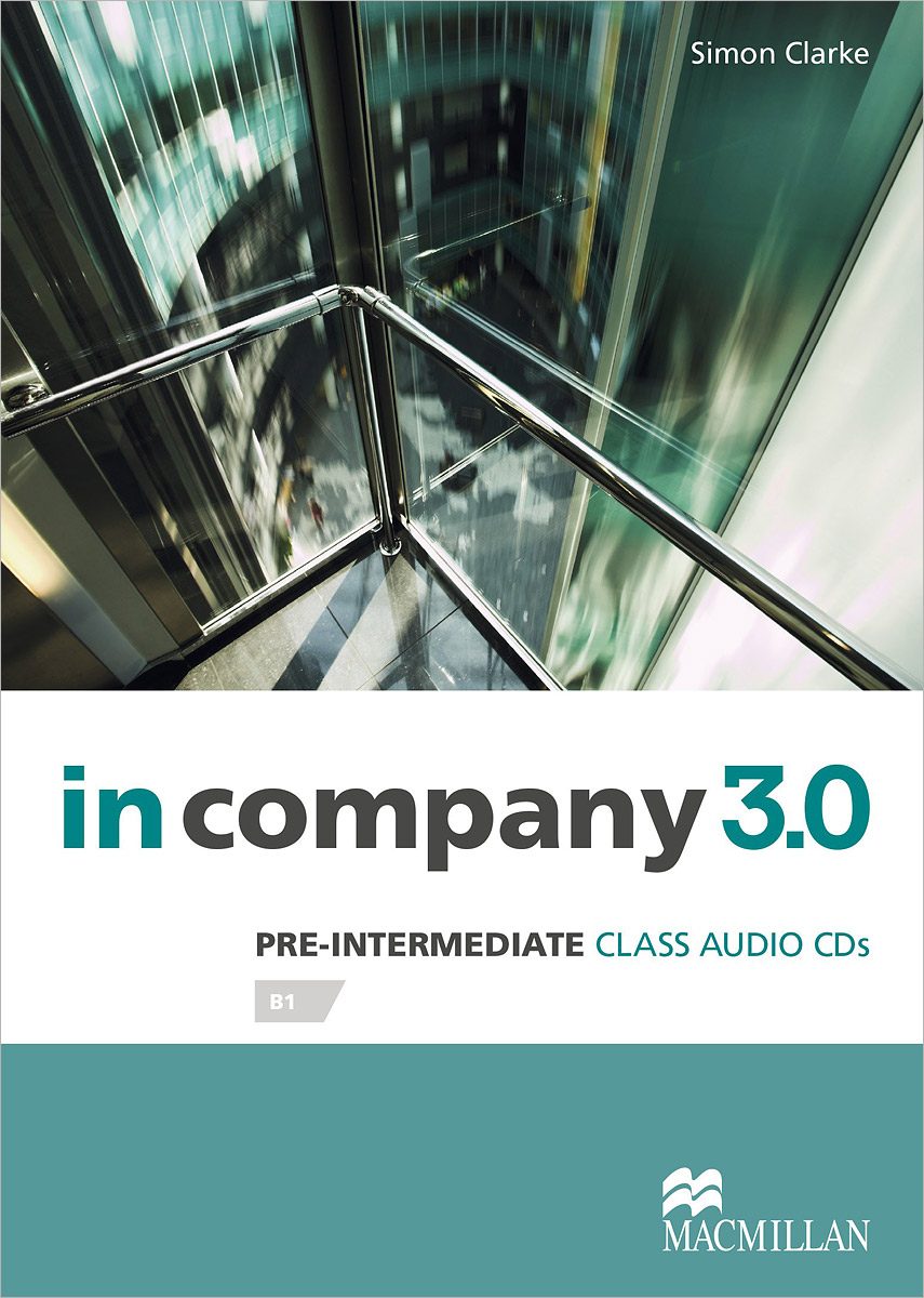 In Company 3.0: Pre-Intermediate Level: Class Audio CD (аудиокурс CD) learning english language via snss and students academic self efficacy