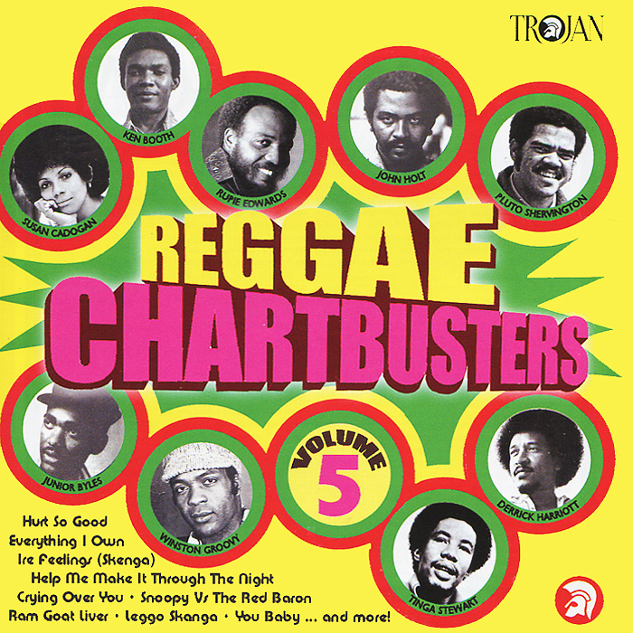 Reggae Chartbusters Volume Five