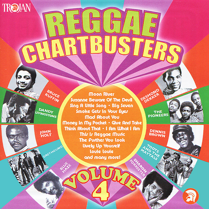 Reggae Chartbusters Volume Four